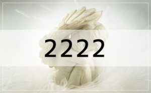 エンジェルナンバー2222の意味とメッセージ!恋愛・復縁・仕事……天使が伝えたいこと