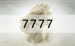 エンジェルナンバー7777の意味とメッセージ!恋愛・復縁・仕事……天使が伝えたいこと