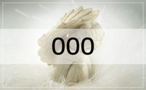 エンジェルナンバー000の意味とメッセージ!恋愛・復縁・仕事……天使が伝えたいこと