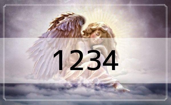 1234のエンジェルナンバーの意味!恋愛・ツインレイ・復縁……天使が伝えたいこと