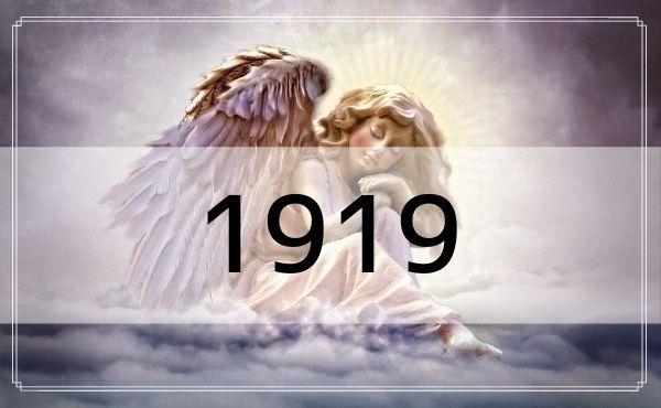 1919のエンジェルナンバーの意味!恋愛・ツインレイ・ライトワーカー……天使が伝えたいこと