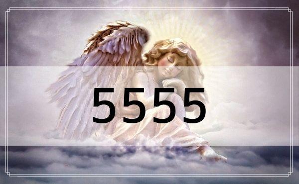 5555のエンジェルナンバーの意味とメッセージ!復縁・恋愛・ツインレイ・金運……天使が伝えたいこと