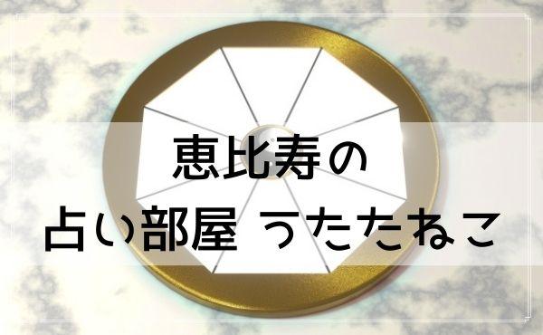 恵比寿の「占い部屋 うたたねこ」は当たる!