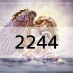 2244のエンジェルナンバーの意味!ツインレイ・復縁・仕事……天使が伝えたいこと